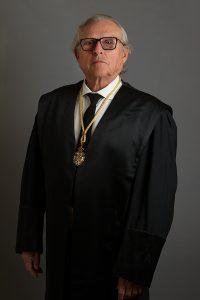Ilmo. Sr. D. Diego Javier Liñán Nogueras, Bibliotecario