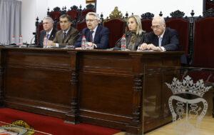 """Conferencia """"Teoría y práctica del delito de prevaricación administrativa"""""""