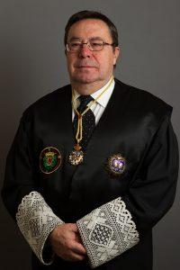 Excmo. Sr. D. José Mª Rosales de Angulo, Secretario