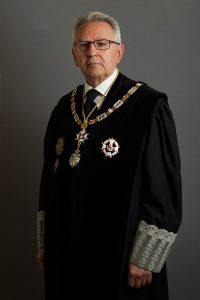 Excmo. Sr. D. Rafael López Cantal, Presidente