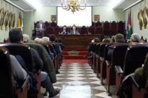 Acto Homenaje Conmemorativo del 40 Aniversario de la Constitución