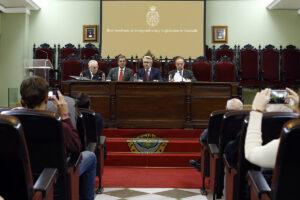 "Conferencia ""Fundaciones: libertad e intervencionismo"""